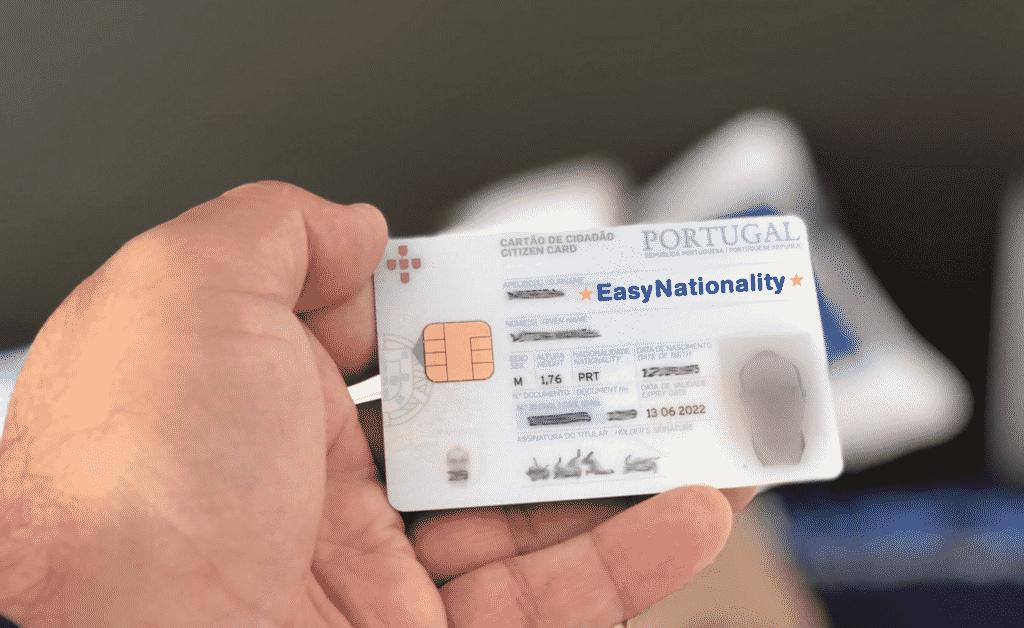 כרטיס אזרח פורטוגלי